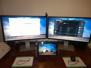 Surface Pro 3 (Home Office)