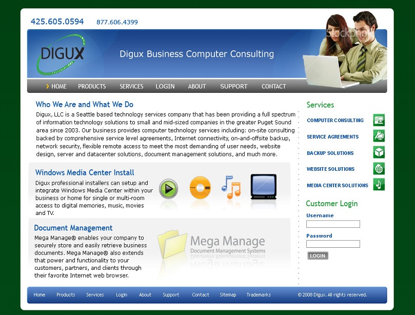 Fourteen Years of the Digux Website